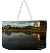 Sunrise At The Shore Weekender Tote Bag