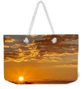 Sunrise Bayou Weekender Tote Bag
