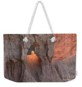 Sunrise Detail Bryce Canyon Weekender Tote Bag