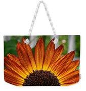 Sunrise Floral Weekender Tote Bag
