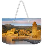 Sunrise In Collioure Weekender Tote Bag