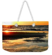 Sunrise In Jekyll Island Weekender Tote Bag