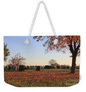 Sunrise In The Graveyard Weekender Tote Bag