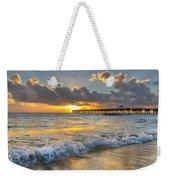 Sunrise Lights Weekender Tote Bag