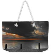 Sunrise On Key Islamorada Weekender Tote Bag