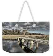 Sunrise On The Sound Weekender Tote Bag