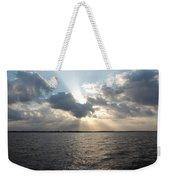 Sunrise Over Keaton Beach Weekender Tote Bag