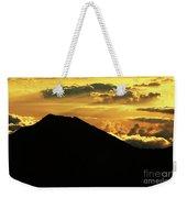 Sunrise Over Maui Weekender Tote Bag