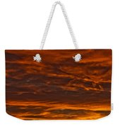 Sunrise Over Monument Valley, Arizona Weekender Tote Bag