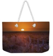 Sunrise Over The Pampa Of Argentina San Weekender Tote Bag