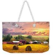 Sunrise Pastures Weekender Tote Bag