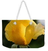 Sunrise Rosebud Weekender Tote Bag