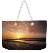 Sunrise, Sandymount Strand Dun Weekender Tote Bag