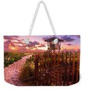 Sunrise Sentinel Weekender Tote Bag
