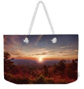 Sunrise-talimena Scenic Drive Arkansas Weekender Tote Bag by Douglas Barnard
