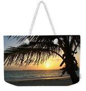 Sunrise Time Weekender Tote Bag
