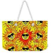 Suns Party Weekender Tote Bag