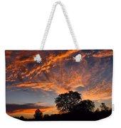 Sunset 07 26 12 Weekender Tote Bag