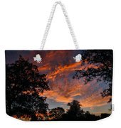 Sunset 07 26 12 Two Weekender Tote Bag