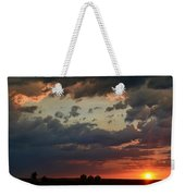 Sunset After The Thunderstorm Weekender Tote Bag