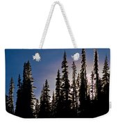 Sunset And Stars Weekender Tote Bag