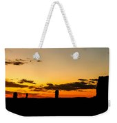 Sunset Arches Weekender Tote Bag