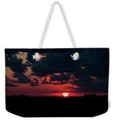 Sunset At Chestnut Ridge 27718 Weekender Tote Bag