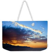Sunset At Costa Del Sol Weekender Tote Bag