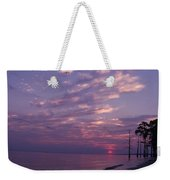 Sunset At Fountianbleu State Park Weekender Tote Bag