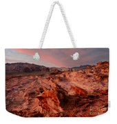 Sunset At Liitle Finland Weekender Tote Bag