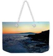 Sunset At Schoodic Weekender Tote Bag