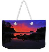 Sunset At Sunset Bay Weekender Tote Bag