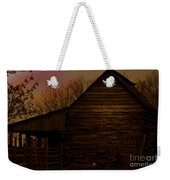 Sunset At The Barn Weekender Tote Bag