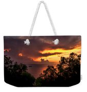 Sunset At The Top-end Weekender Tote Bag