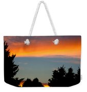 Sunset Charlestown In July Weekender Tote Bag
