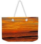 Sunset Colours Weekender Tote Bag