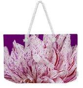 Sunset Dahlia 1 Weekender Tote Bag