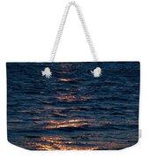 Sunset Denmark Samsoe Island Weekender Tote Bag