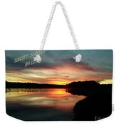 Sunset Forever My Love Weekender Tote Bag