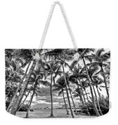 Sunset Grove At Palm Beach Weekender Tote Bag