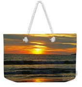 Sunset In Mexico Weekender Tote Bag