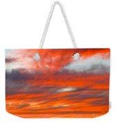 Sunset In Motion Weekender Tote Bag