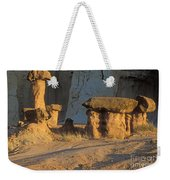 Sunset In Paria Canyon Wilderness Weekender Tote Bag