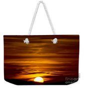 Sunset In Tuscany Weekender Tote Bag