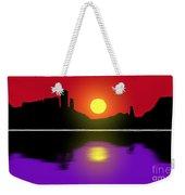 Sunset No. 3 Weekender Tote Bag