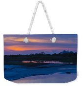 Sunset On Honeymoon Island Weekender Tote Bag
