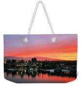 Sunset On Lake Havasu Weekender Tote Bag