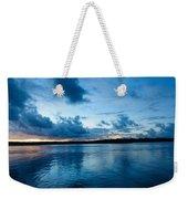 Sunset On Noosa River Weekender Tote Bag