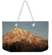 Sunset On The Mountain Weekender Tote Bag