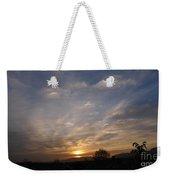 Sunset Over The San Fernando Valley Weekender Tote Bag